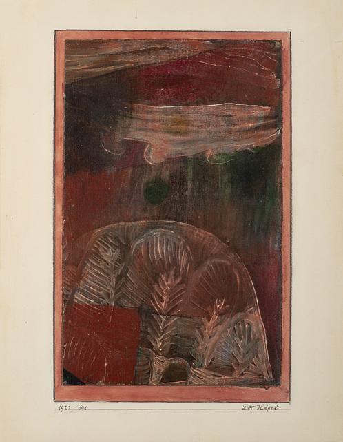 Paul Klee, 'Der Hügel', 1922, Il Ponte