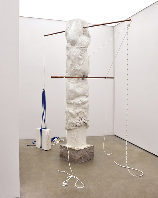 , 'POWERCHTAR PULL-DOWN 2000  ,' 2016, Lily Robert