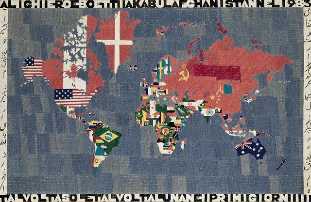 , 'Mappa,' 1983, Edward Tyler Nahem Fine Art LLC