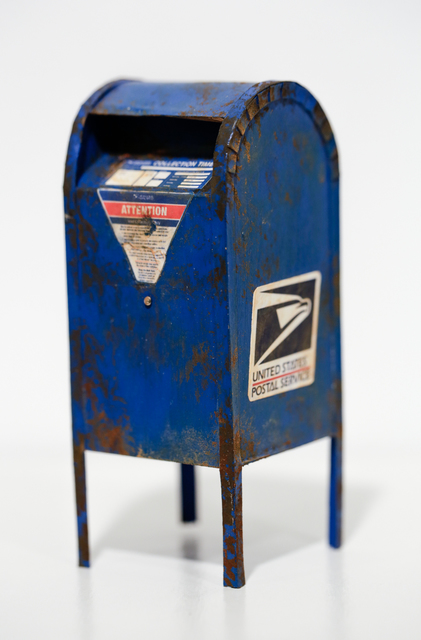 , 'Postal Box III,' 2016, Paradigm Gallery + Studio