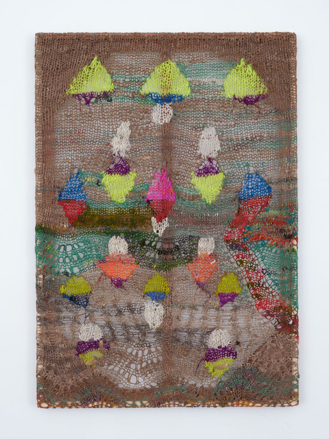 , 'Pattern 4,' 2018, Simon Lee Gallery