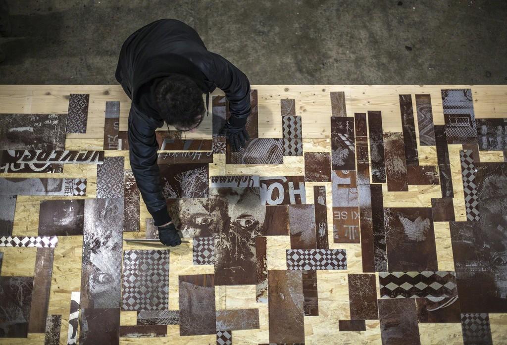 D Exhibition Hk : Debris a solo exhibition by vhils hong kong