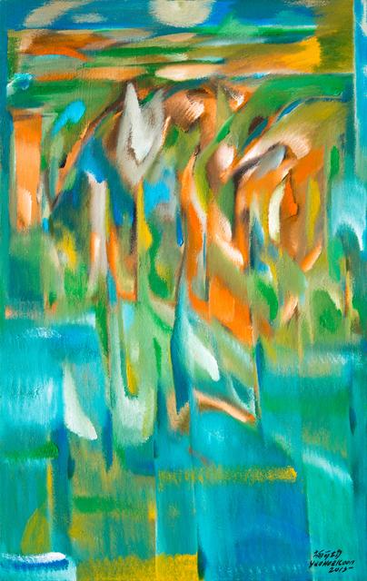 , 'Riverside at Dawn,' 2015, Hai Hui Gallery