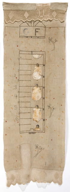 Karen Hampton, 'GENERATIONS', 2005, Textile Arts, Cotton, natural dye, hand stitched, mixed media transfer, Fritz + Kouri