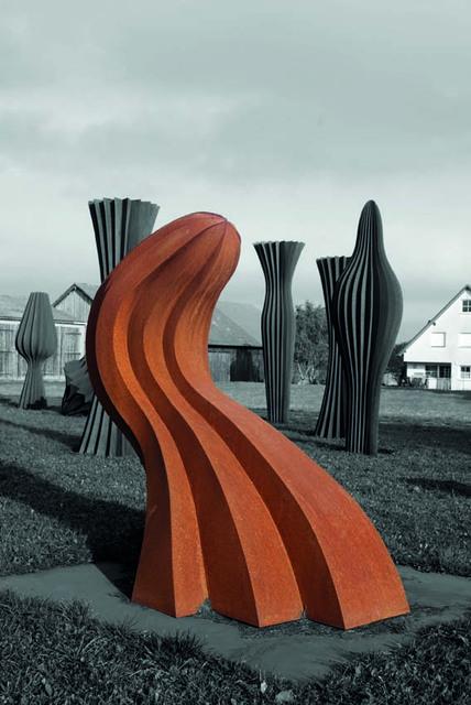 , 'Asclepia,' , Joerg Heitsch Gallery