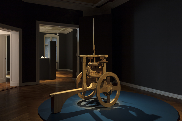 , 'The Chariot of Greenwich,' 2013, Zilberman Gallery