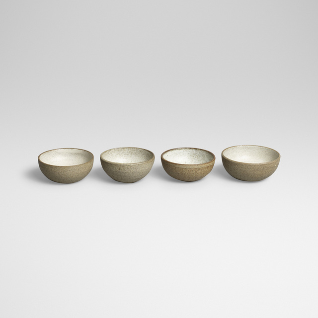 Aage and Kasper Wurtz, 'small bowls, set of four', Wright