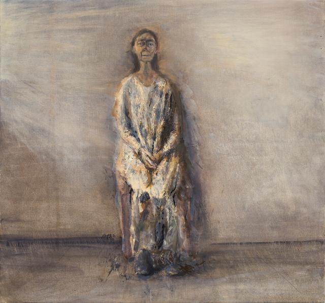 Celia Paul, 'Self Portrait, Early Summer', 2018, Victoria Miro
