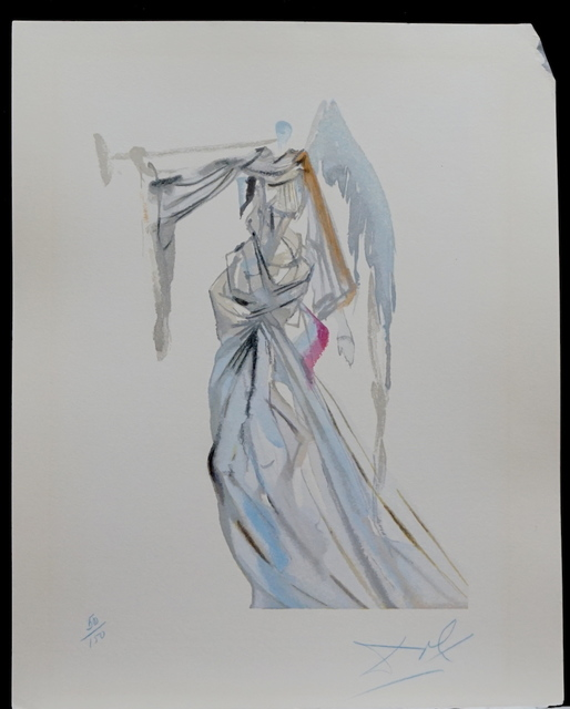 Salvador Dalí, 'Divine Comedy Heaven Canto 10', ca. 1963, Fine Art Acquisitions
