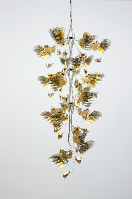 , 'Gorgonian Chandelier,' 2013, Gallery Hyundai