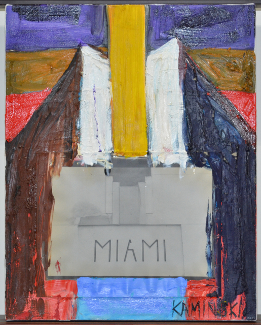 , 'Miami,' 2016, Walter Wickiser Gallery