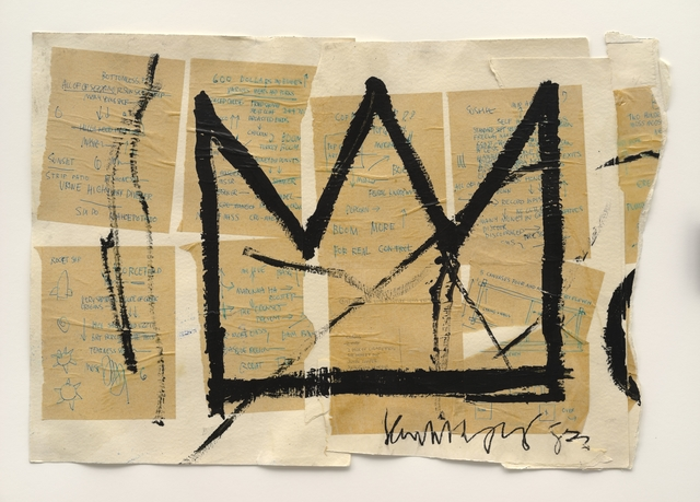 , 'Untitled(Crown),' 1982, Brooklyn Museum