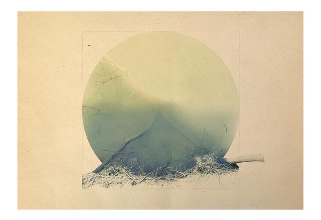 , 'S.T. (serie cuerpos de agua),' 2016, Marta Moriarty