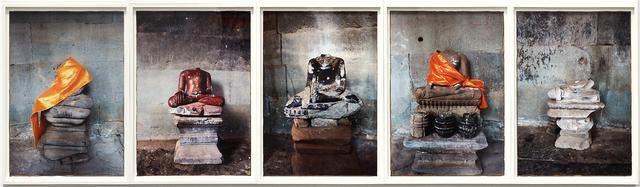 , 'The Headless Buddhas of Angkor,' 2012, Shoshana Wayne Gallery