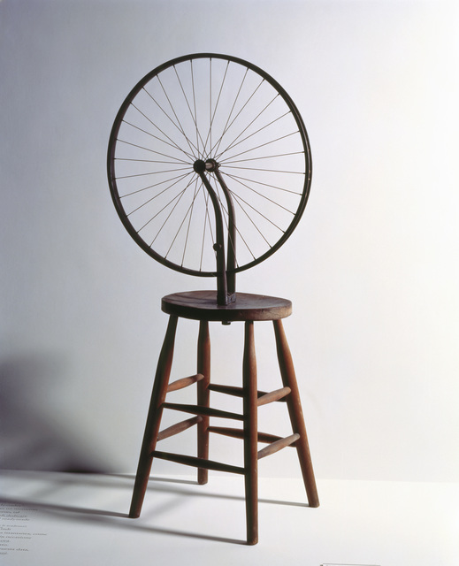 Marcel Duchamp, 'Bicycle Wheel,' 1963, ARS/Art Resource