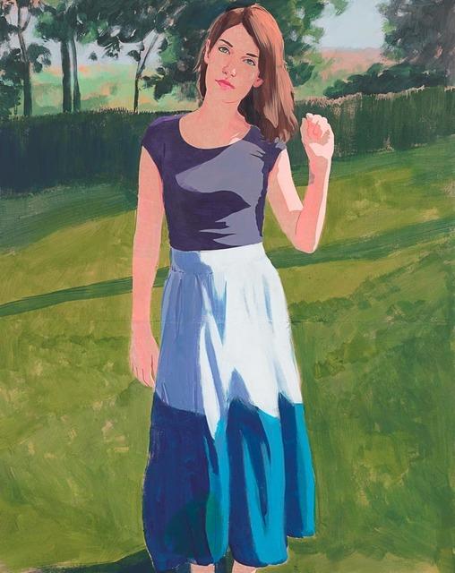 , 'Isca,' 2015, De Buck Gallery