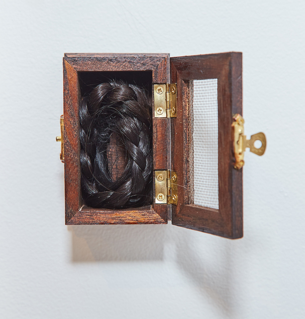 , 'Braid Box,' 2016, Jenn Singer Gallery
