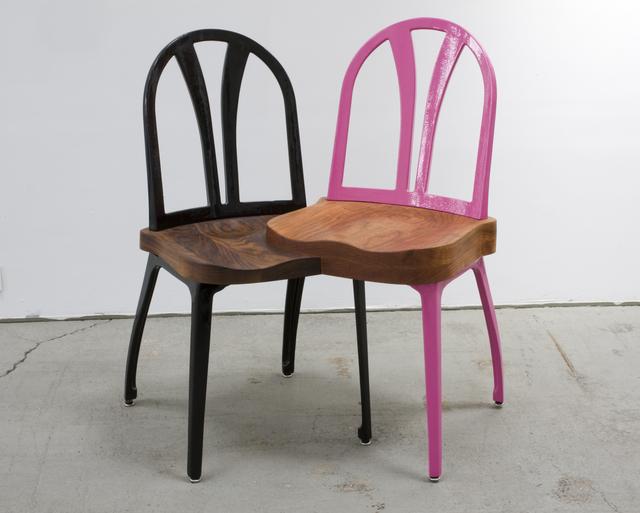 , 'Lap Chair,' 2009, Nathalie Karg Gallery