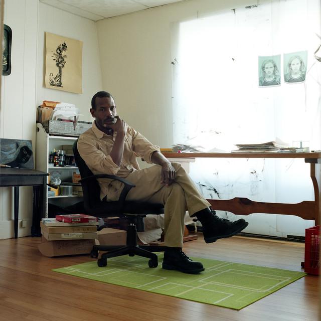 , 'Derek Jackson, Portland, Maine,' 2010, MASS MoCA