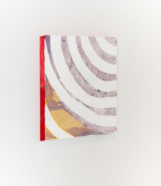 Cordy Ryman, 'Southwestern Curves #3', 2020, Painting, Acrylic on wood, Freight + Volume