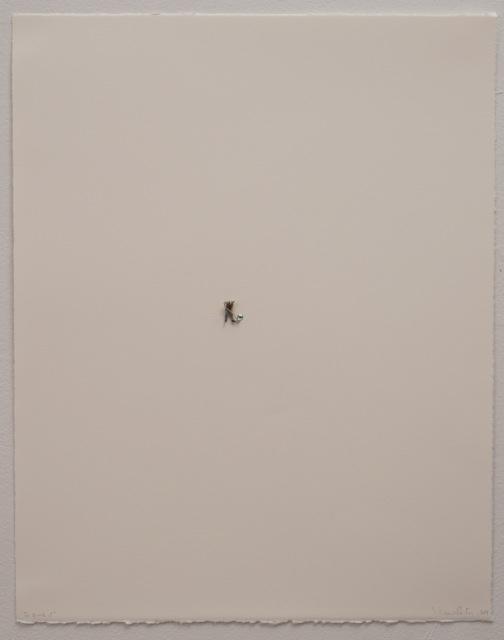 , 'To find it,' 2014, Espacio Mínimo