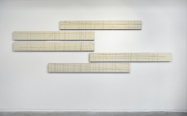, 'Planches martyres (série 1),' 2016, GALERIE ERIC MOUCHET