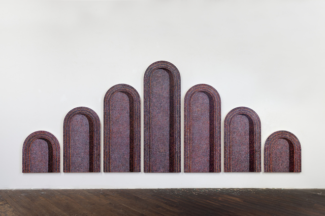 Matt Kleberg, 'Blind Arcade (Pure Compression)', 2019, Hiram Butler Gallery