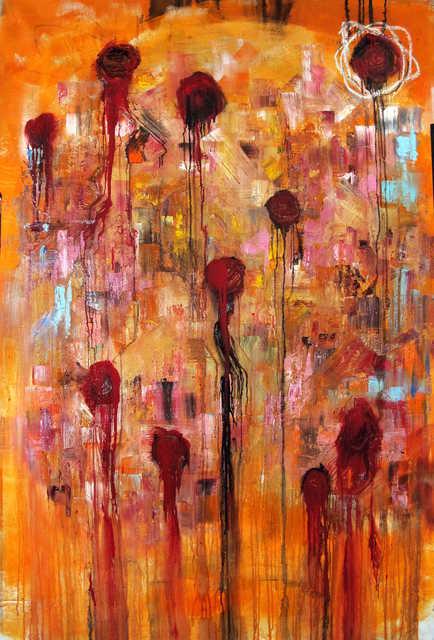 , 'A Pocket Full of Roses,' 2015, Imitate Modern