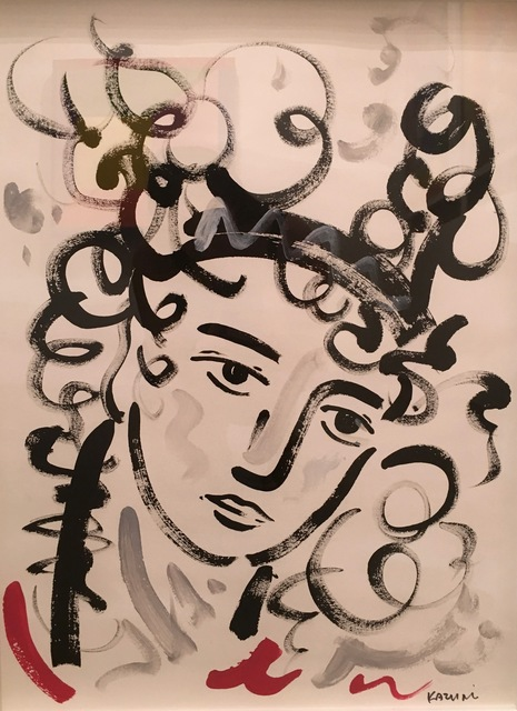 , 'Figure Series, No. 2,' 2017, Cheryl Hazan Gallery