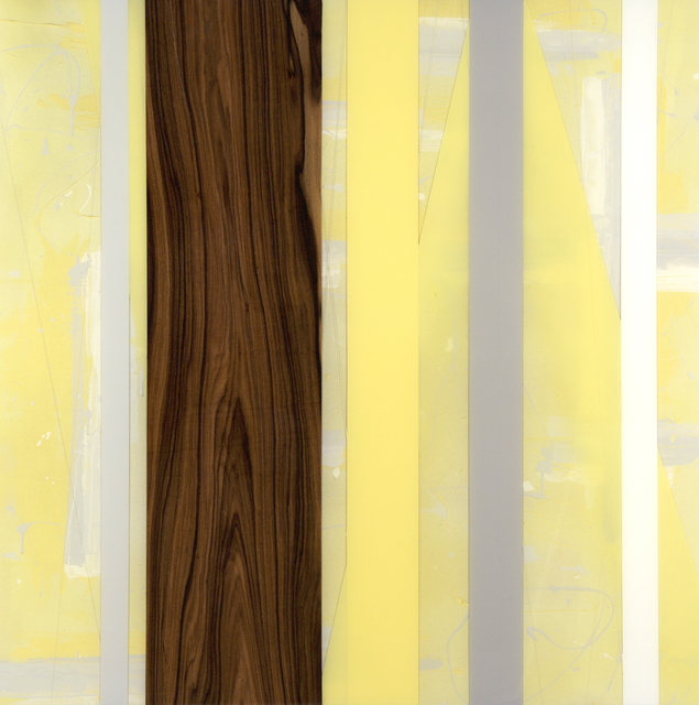 , 'Untitled (yellow)  ,' 2015, SLATE Fine Art Gallery