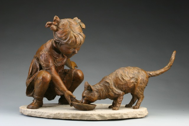 , 'Making Friends,' 2006, Cavalier Galleries