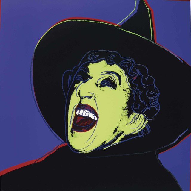 Andy Warhol, 'Witch, from Myths', 1981, Christie's