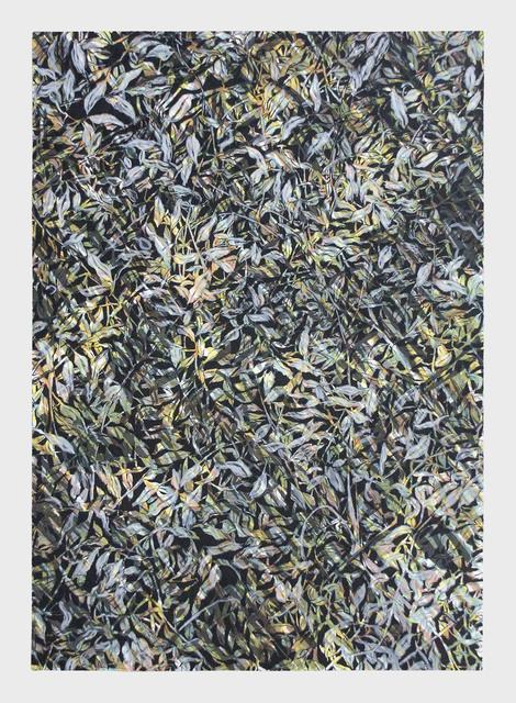 Doug Argue, 'Leaf (Color)', 2003, 100 MEATBALLS × VEL