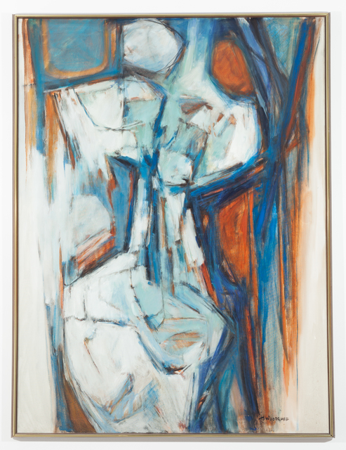 , 'Figure #1,' 1960, ACA Galleries