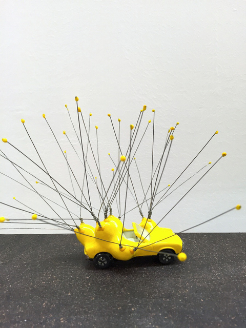 , 'NFI Lab Sample: Prickly Porsche,' 2016, Ro2 Art