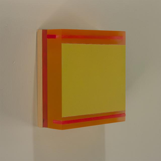 , 'Red Under,' 2015, Spotte Art