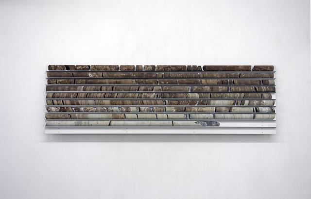 , 'Drilling 01,' 2014, Juan Silió