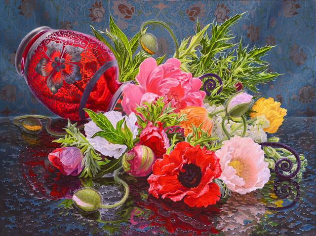 , 'Tribute,' 2014, Gallery Henoch