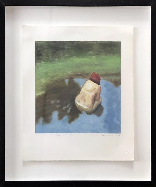 , 'Emma's ritual dip ,' 2019, 99 Loop Gallery