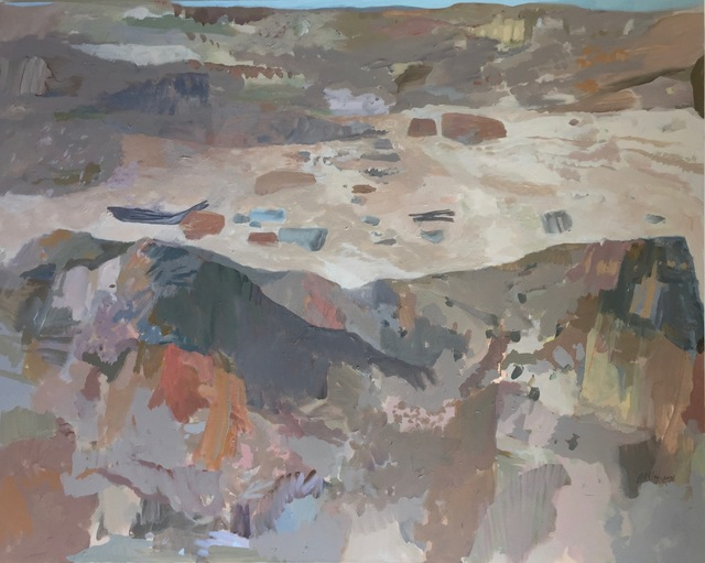 , 'After the Arroyo Flood (Taos),' 2018, Resource Art