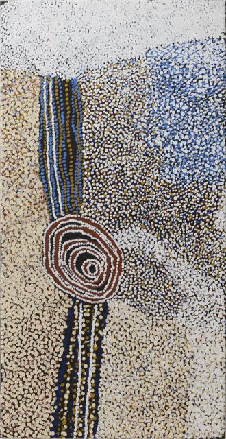 , 'Rockholes and Country near the Olgas (77-07344),' 2007, Nanda\Hobbs