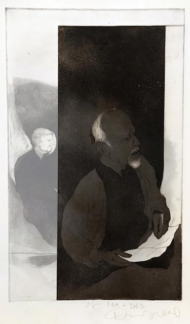 David Freed, 'Mom and Dad', n.d., Reynolds Gallery