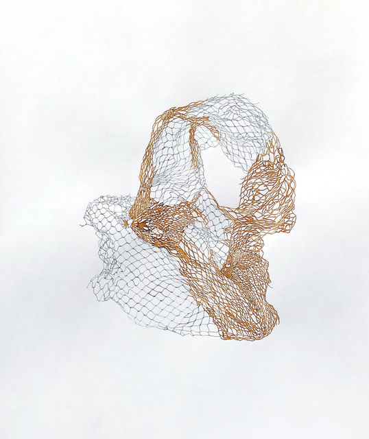 , 'Netted Bag 13,' 2018, ArtHelix Gallery