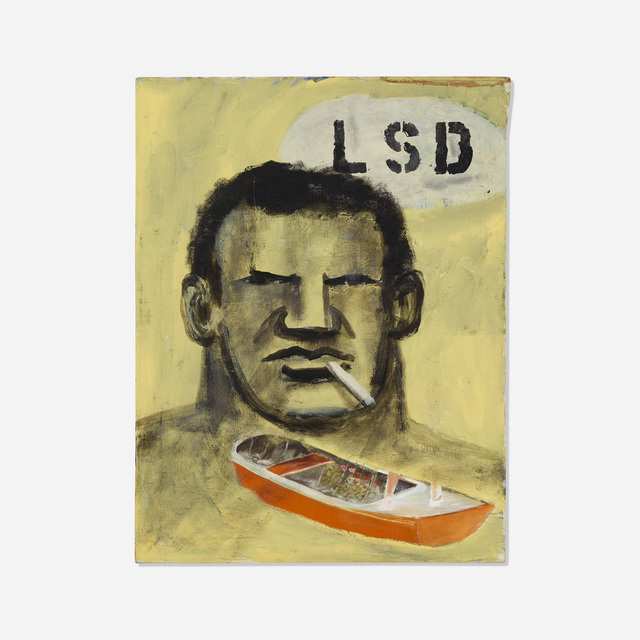Robert Loughlin, 'Untitled (LSD)', 2002, Wright