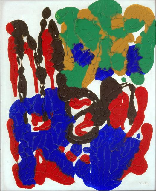 Man Ray, 'DECEMBRE OU LE CLOWN (NATURAL PAINTING) ', 1963, Cheim & Read