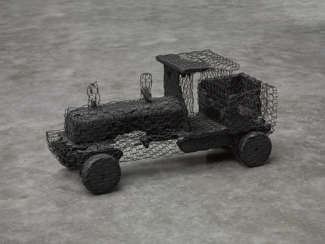 , 'Remains (truck),' 2019, White Cube