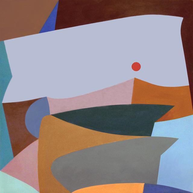, '#4 Orange and Blue,' , ViVO Contemporary