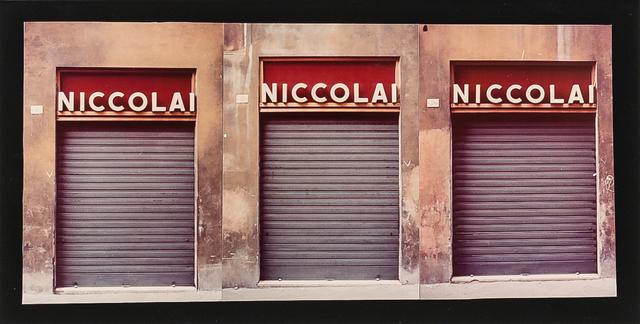 , 'Modena (Serie: Catalogo),' 1971, Mai 36 Galerie