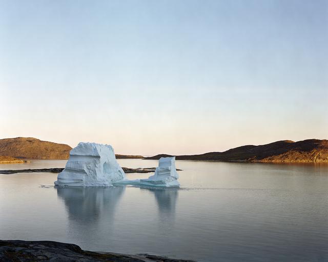 ", 'Iceberg Rodebay 2, 07/2003, 69° 22'16"" N, 50° 54'08"" W,' 2003, Huxley-Parlour"
