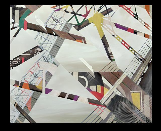 , 'Sète Pont Sadi Carnot n°3,' 2018, Galerie Kornfeld